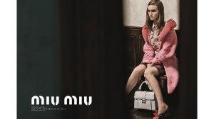 Fashion Campaigns SS 2015: Miu Miu