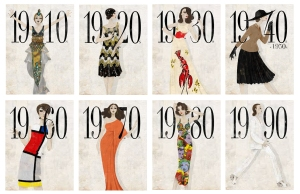 100 Years of Fashion: From 1915 to Our Era